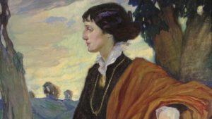 Биография поэтессы