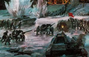 Владимир Высоцкий — Ленинградская блокада