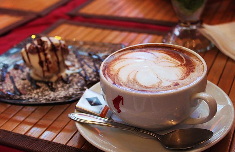 Открытку добрый утро чашка кофе