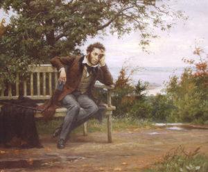 Личная жизнь Пушкина