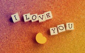 Признание в любви в стихах девушке