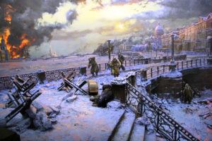 Стихи о блокаде Ленинграда